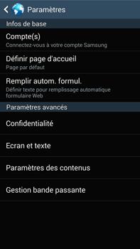 Samsung N9005 Galaxy Note III LTE - Internet - Configuration manuelle - Étape 22