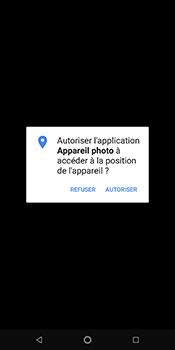 Nokia 7 Plus - Photos, vidéos, musique - Prendre une photo - Étape 4