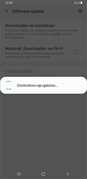 Samsung galaxy-a6-plus-sm-a605fn-ds-android-pie - Software updaten - Update installeren - Stap 6