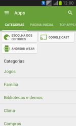 Samsung GT-I8552B Galaxy Win Duos - Aplicativos - Como baixar aplicativos - Etapa 6
