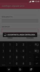HTC Desire EYE - E-mail - Handmatig instellen - Stap 16