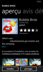 Nokia Lumia 630 - Applications - Créer un compte - Étape 8