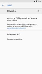 Nokia 8 (SingleSim) - Wi-Fi - Se connecter à un réseau Wi-Fi - Étape 6