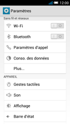 Alcatel POP C7 (OT-7041X) - Bluetooth - connexion Bluetooth - Étape 6