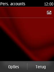 Nokia Asha 300 - MMS - handmatig instellen - Stap 15