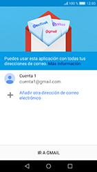 Huawei Y6 (2017) - E-mail - Configurar Gmail - Paso 14