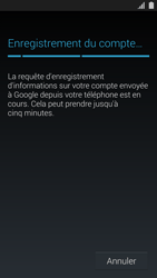 Samsung Galaxy S5 - Premiers pas - Créer un compte - Étape 19