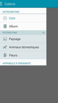 Samsung Galaxy Note 4 - Photos, vidéos, musique - Envoyer une photo via Bluetooth - Étape 5
