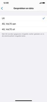 Apple iphone-x-met-ios-13-model-a1901 - Bellen - 4G Bellen activeren - Stap 6