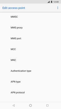 Nokia 8 Sirocco - MMS - Manual configuration - Step 12