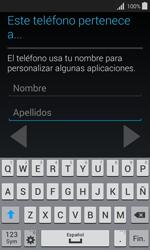 Samsung Galaxy Core Prime - Primeros pasos - Activar el equipo - Paso 13