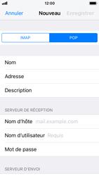 Apple iPhone 5s - iOS 11 - E-mails - Ajouter ou modifier un compte e-mail - Étape 11