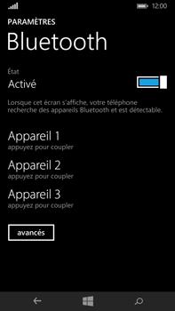 Microsoft Lumia 640 XL - WiFi et Bluetooth - Jumeler votre téléphone avec un accessoire bluetooth - Étape 6