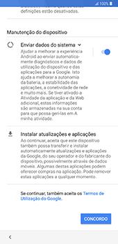 Samsung Galaxy Note 8 - Android Oreo - Primeiros passos - Como ligar o telemóvel pela primeira vez -  15