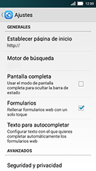 Huawei Y5 - Internet - Configurar Internet - Paso 24