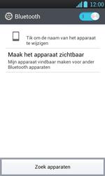 LG P700 Optimus L7 - Bluetooth - Koppelen met ander apparaat - Stap 6
