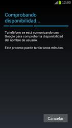 Samsung I9300 Galaxy S III - Primeros pasos - Activar el equipo - Paso 12