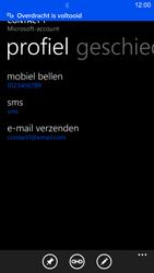 Nokia Lumia 1520 - Contacten en data - Contacten overzetten via Bluetooth - Stap 11