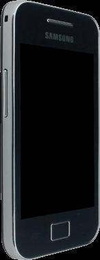 Samsung Galaxy Ace - Premiers pas - Découvrir les touches principales - Étape 5