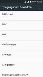 Crosscall Trekker M1 Core - Internet - handmatig instellen - Stap 14