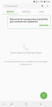 Samsung Galaxy A7 (2018) - Messagerie vocale - configuration manuelle - Étape 5