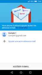 Huawei Y6 (2017) - E-mail - Configuration manuelle (gmail) - Étape 14