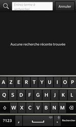 BlackBerry Z10 - Applications - Télécharger des applications - Étape 4