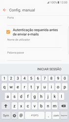 Samsung Galaxy S7 Edge - Email - Configurar a conta de Email -  13