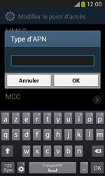 Samsung Galaxy Core Plus - Mms - Configuration manuelle - Étape 14