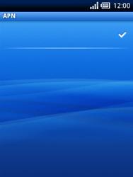 Sony Ericsson Xperia X10 Mini - Internet - Configuration manuelle - Étape 13