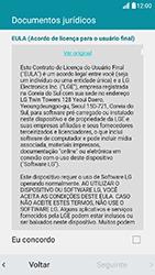 LG K10 - Primeiros passos - Como ativar seu aparelho - Etapa 13