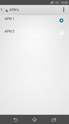 Sony E2003 Xperia E4G - Internet - buitenland - Stap 18