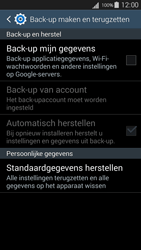 Samsung Galaxy S3 Neo (I9301i) - Resetten - Fabrieksinstellingen terugzetten - Stap 5