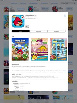 Apple iPad Pro 12.9 inch (Model A1671) - Applicaties - Downloaden - Stap 10