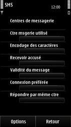 Nokia E7-00 - SMS - Configuration manuelle - Étape 6