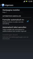 Sony ST26i Xperia J - Internet - handmatig instellen - Stap 21