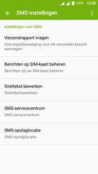 Wiko Lenny 3 - SMS - Handmatig instellen - Stap 7