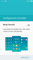 Samsung Galaxy J5 - Primeros pasos - Activar el equipo - Paso 14