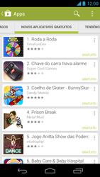 Motorola Moto X - Aplicativos - Como baixar aplicativos - Etapa 10