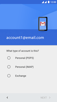 OnePlus 2 - Email - Manual configuration - Step 11