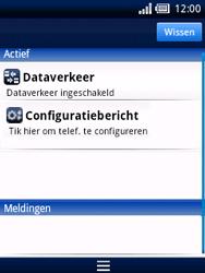 Sony Ericsson Xperia X10 Mini - Automatisch instellen - Automatisch Internet instellen - Stap 3