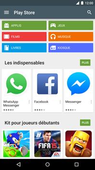 Motorola Nexus 6 - Applications - MyProximus - Étape 4