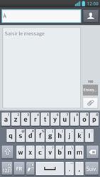 LG Optimus F5 - Contact, Appels, SMS/MMS - Envoyer un MMS - Étape 5