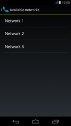 Acer Liquid Z500 - Network - Usage across the border - Step 10