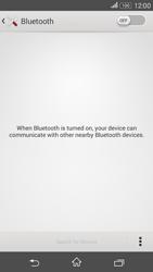 Sony E2003 Xperia E4 G - WiFi and Bluetooth - Setup Bluetooth Pairing - Step 5