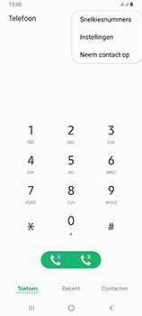 Samsung galaxy-a80-dual-sim-sm-a805fz - Voicemail - Handmatig instellen - Stap 5