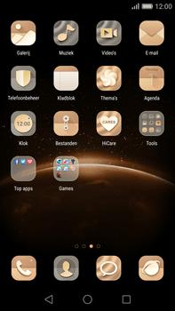 Huawei G8 - E-mail - Handmatig instellen - Stap 3
