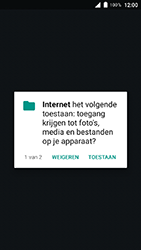 Doro 8035-model-dsb-0170 - Internet - Hoe te internetten - Stap 3