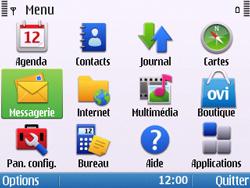 Nokia E5-00 - Mms - Configuration manuelle - Étape 17