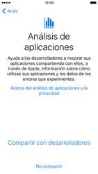 Apple iPhone 6 iOS 10 - Primeros pasos - Activar el equipo - Paso 23